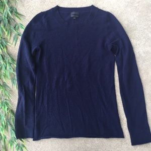 J. Crew Collection Cashmere Crew Neck Sweater